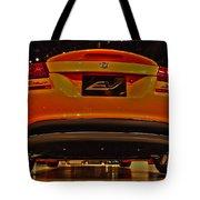 2009 Chicago Auto Showdodge Circuit Ev No 2 Tote Bag