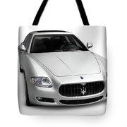 2009 Maserati Quattroporte S Tote Bag
