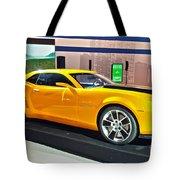 2010 Chevrolet Camaro Tote Bag
