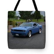 2010 Dodge Challenger Amilowski Tote Bag