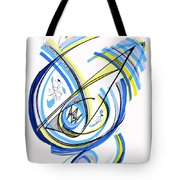 2010 Drawing One Tote Bag