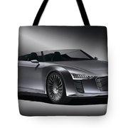 2011 Audi Etron Spyder Tote Bag