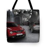 2011 Nissan Juke 4 Tote Bag