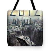 2012 2009 Tote Bag