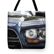 2012 Dodge Charger Tote Bag