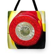 2012 Ferrari 458 Spider Brake Light Tote Bag