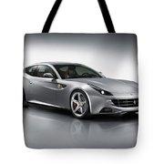 2012 Ferrari Ff 3 Tote Bag