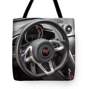 2012 Mc Laren Steering Wheel Tote Bag