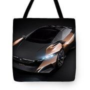 2012 Peugeot Onyx Concept Tote Bag