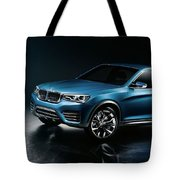 2013 Bmw X4 Concept  1 Tote Bag