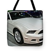 2013 Ford Mustang No 1 Tote Bag