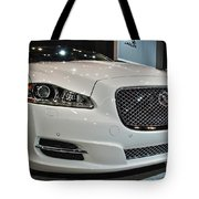2013 Jaguar Xjl Portfolio Awd Tote Bag