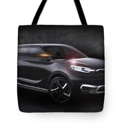 2013 Ssangyong Siv 1 Concept Tote Bag
