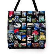 2014 - 2015 Arizona Concours D'elegance Art -03 Tote Bag