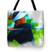 2014 Blue Bay Lpga Championship  Tote Bag
