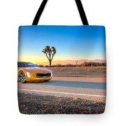 2014 Kia Gt4 Stinger Concept Tote Bag