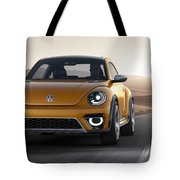 2014 Volkswagen Beetle Dune Concept Tote Bag