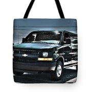 2015 Chevrolet Express Van Tote Bag