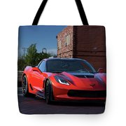 2015 Corvette Stingray  Tote Bag