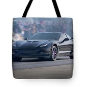 2015 Corvette Z06 Coupe Tote Bag