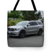 2015 Dodge Durango Rt Webster Tote Bag