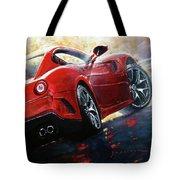 2015 Ferrari 599 Gtb Fiorano Tote Bag