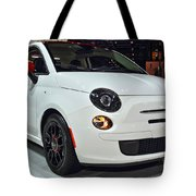 2015 Fiat 500 Ribelle Tote Bag