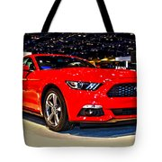 2015 Ford Mustang Coupe I4 Premium Tote Bag