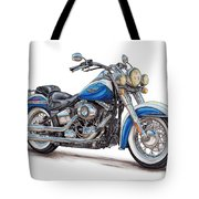 2015 Harley Softail Deluxe Tote Bag