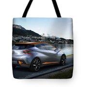 2015 Nissan Sway Concept 3  1 Tote Bag