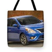 2015 Nissan Versa Sedan Tote Bag
