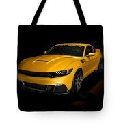 2015 Saleen Mustang S302 Black Label  Tote Bag