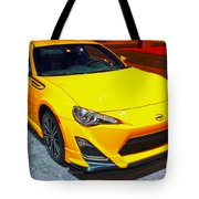 2015 Scion Fr-s Number 2 Tote Bag