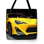 2015 Scion Fr_s Number 1 Tote Bag