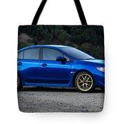 2015 Subaru Wrx Sti Tote Bag