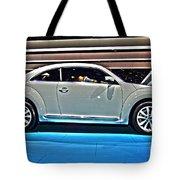 2015 Volkswagen Beetle Tote Bag