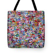 2015036 Genesis Chapters 21 And 22 Tote Bag