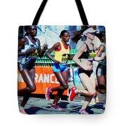 2016 Boston Marathon Winner 2 Tote Bag