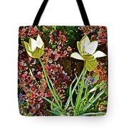 2016 Early May Side Garden Delight Tote Bag