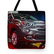 2016 Fiat 500x Tote Bag