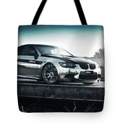 2016 Fostla De Bmw M3 Coupe 2 Tote Bag