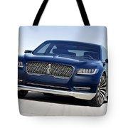 2016 Lincoln Continental Concept Tote Bag