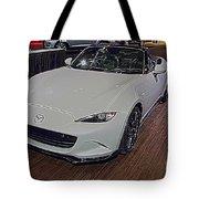 2016 Mazda Mx-5 Tote Bag