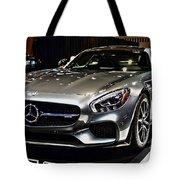 2016 Mercedes-amg Gts Tote Bag