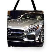 2016 Mercedes-amg Gts No 1 Tote Bag