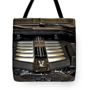 2016 Rolls Royce Wraith Engine Tote Bag