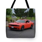 2016 Scat Pack Lopez Tote Bag