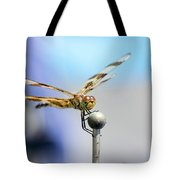 2017 Eclipse Dragonfly Tote Bag