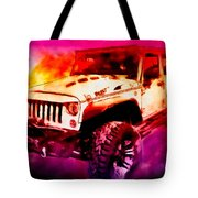 2017 Jeep Unlimited Beast Tote Bag