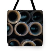 2017_05_midland Tx_drill Pipe Lights 2 Tote Bag